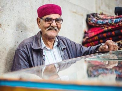 En photos : Les visages et les lieux mémorables de Tunis par Alex Beldea