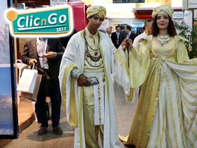 En Vidéo : Découvrez le Salon international des professionnels du tourisme algériens en Tunisie