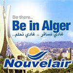 Nouvelair lance Alger en 3 vols par semaine à 355 DT
