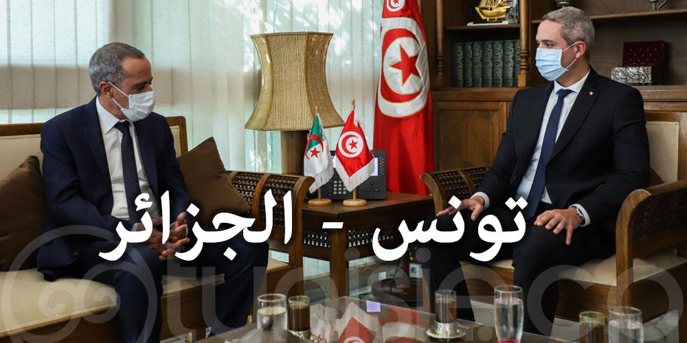 نحو تطوير مختلف المعابر بين تونس والجزائر لتسهيل اجراءات الدخول