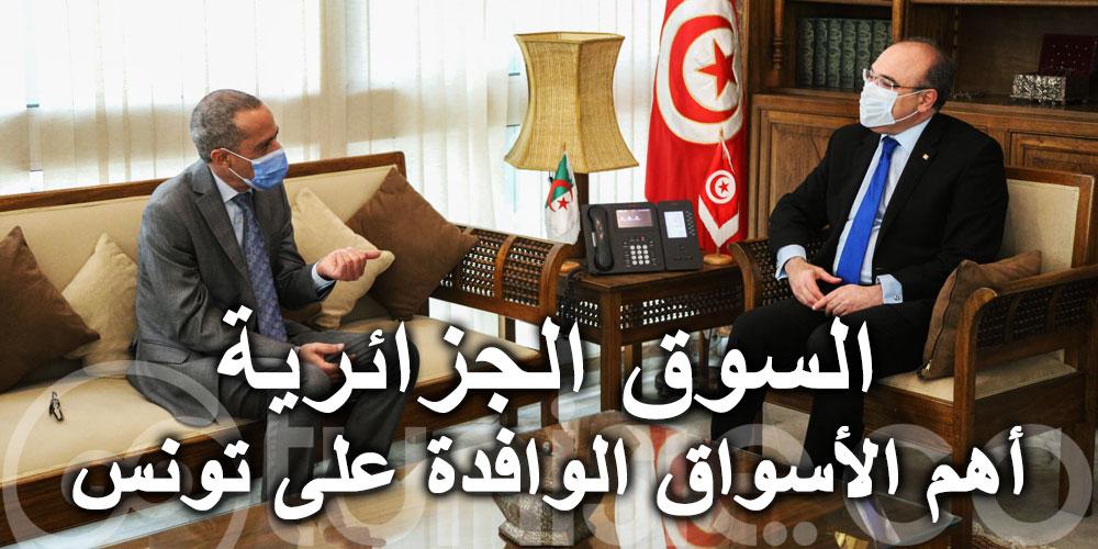 تطوير مختلف المعابر الحدودية لتسهيل اجراءات دخول الجزائريين إلى تونس