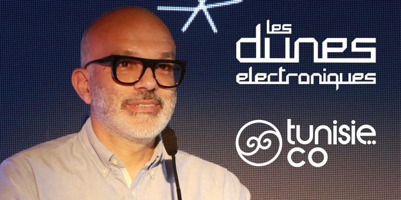 Ali Patrick El Ouerghi parle des nouveautés des Dunes Electroniques