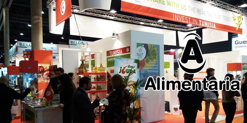 En photos : L'agroalimentaire tunisien au salon Alimentaria à Barcelone du 16 au 19 avril