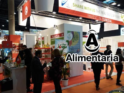 En photos : L'agroalimentaire tunisien au salon Alimentaria à Barcelone du 16 au 19 avril