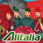 ALITALIA lance les promos Italie et Europe à partir de 369 Dt