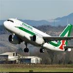 Alitalia propose le Tunis - Rome à 349 Dt TTC