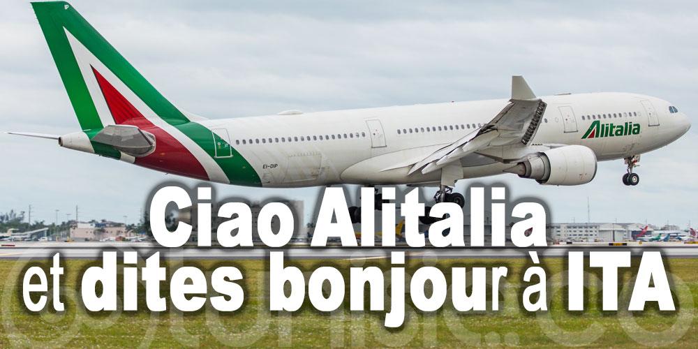 Ciao Alitalia et dites bonjour à ITA