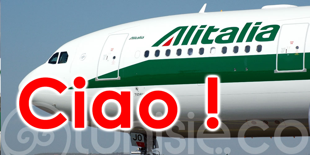 Dernier vol avant la fermeture des portes : 'Ciao Alitalia, buongiorno ITA'