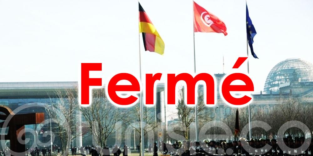 Le consulat de Tunisie à Munich fermé