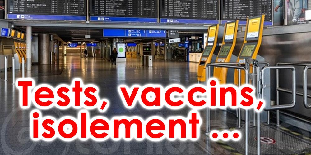 Covid-19 : tests, vaccins, isolement… quelles règles pour se rendre Allemagne ?
