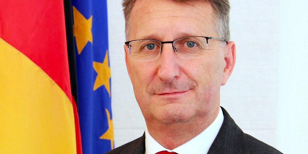 Qui est Peter Prügel nouvel Ambassadeur de la République fédérale d'Allemagne ?