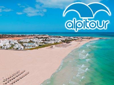 Alpitour revient à Djerba cet été avec deux vols