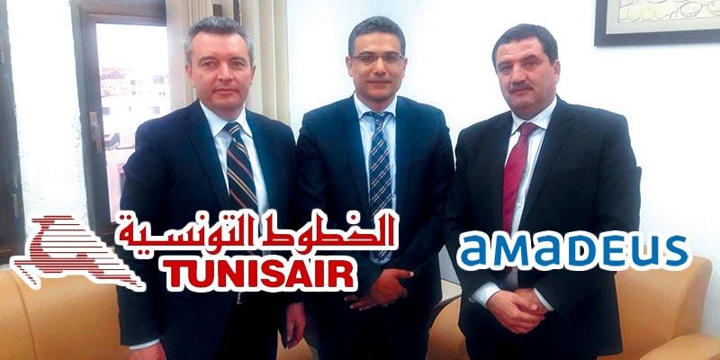 Partenariat Amadeus-Tunisair reconduit pour 10 ans