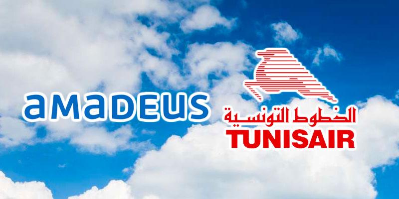 Tunisair renforce la modernisation de ses services avec Amadeus