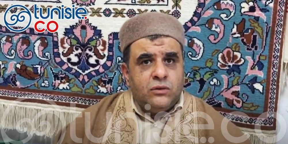 En vidéo: Salah Amamou évoque la situation difficile des artisans