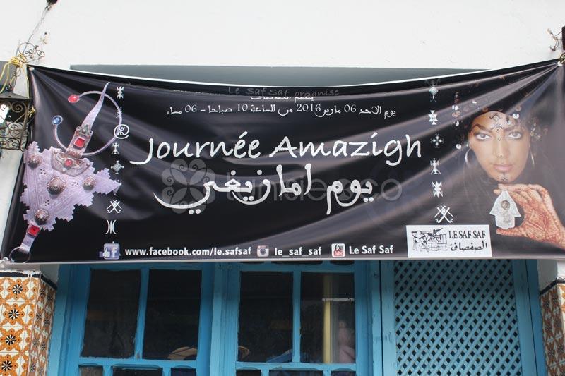Journée Amazigh au Saf Saf