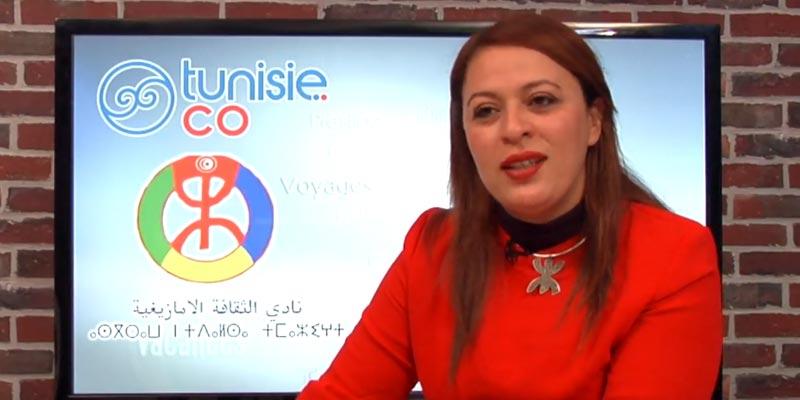 Rencontre avec Nouha Grine autour de la célébration du nouvel an amazigh