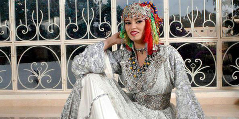 Les traditions du mariage Amazigh