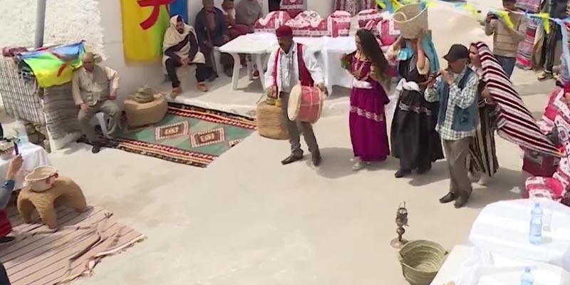 En vidéo : La culture amazighe à l'honneur au festival de Takrouna