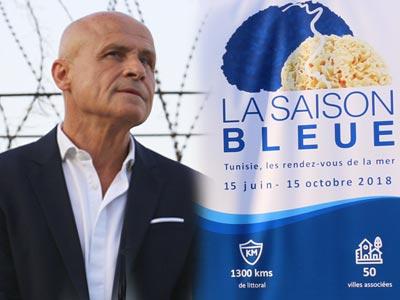 En vidéo : Olivier Poivre d'Arvor présente LA Saison Bleue