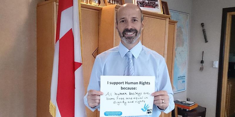 Qui est Patrice Cousineau, nouvel ambassadeur du Canada en Tunisie ?