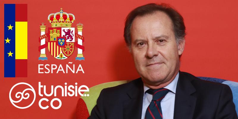 Guillermo Ardizone, ambassadeur d'Espagne en Tunisie , culture et engagement