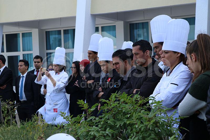 Ambiance du concours national de Cuisine Chaîne des Rotisseurs