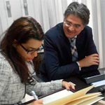 Amel Karboul à la FTAV : lest's Rock The Boat, I need You…