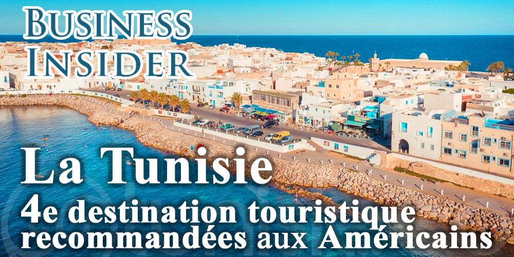 La Tunisie, 4ème destination touristique recommandées aux Américains