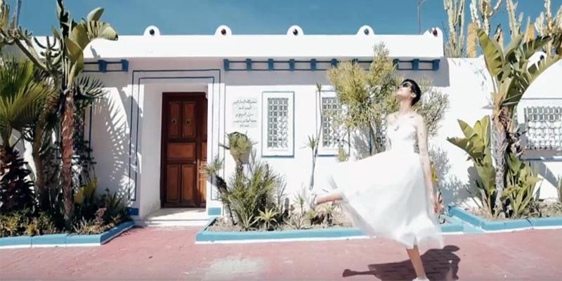 En vidéo : Amin Hajri et son univers où évoluerait l'aventurière jet-set
