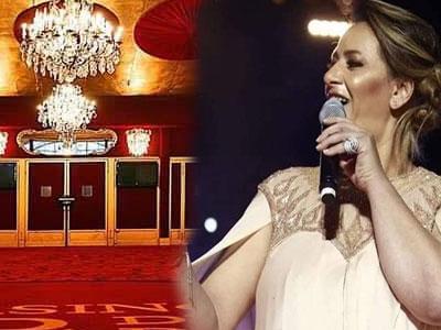 Retour de la Diva Amina Fakhet sur scène