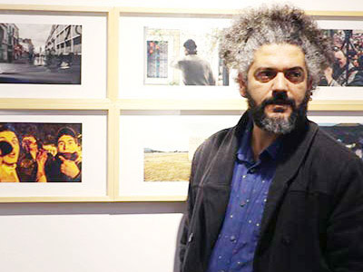 En vidéo : Amine Taieb Landoulsi raconte Amen sa première expo à la Maison de l'Image