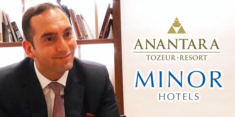 En vidéo : Amir Golbarg présente les ambitions de Minor hotels en Tunisie
