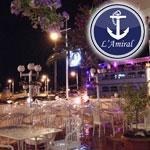Rupture du jeûne au Restaurant l´Amiral à la Marina de Yasmine Hammamet