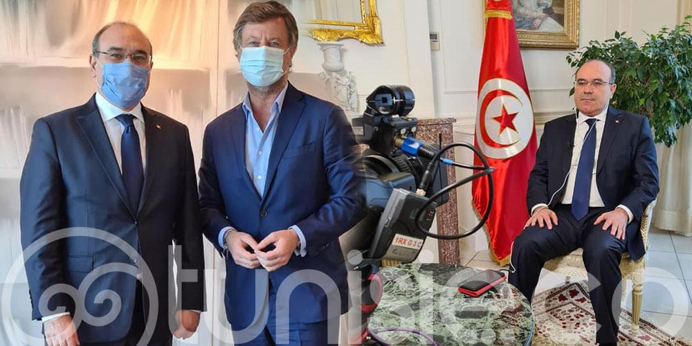 وزير السياحة يدعم الوجهة التونسية في السوق الفرنسية