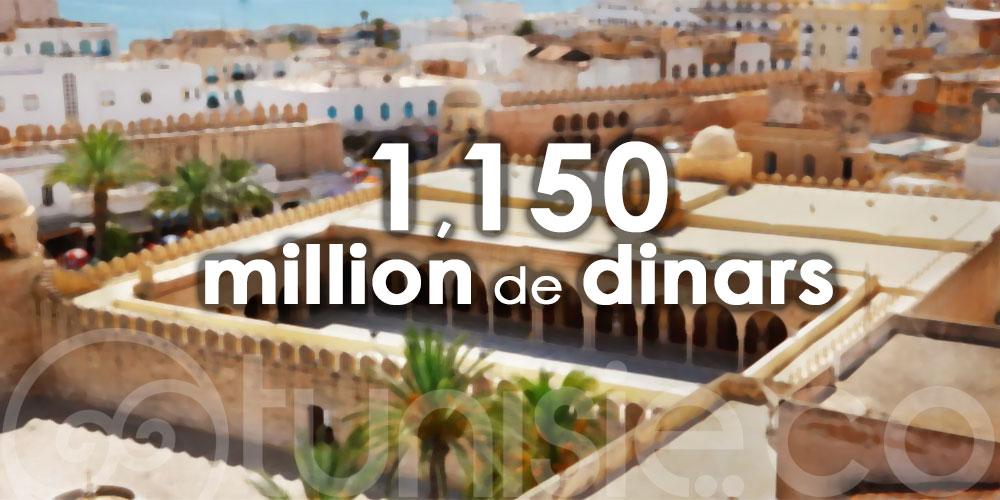 Habib Ammar promet 1,150 million de dinars pour la sauvegarde de la Médina de Sousse