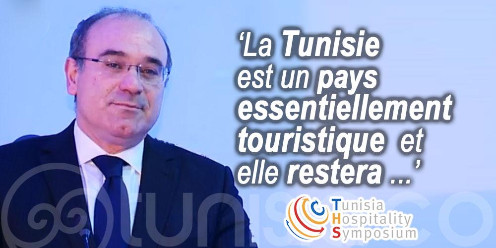 Ammar: La Tunisie est un pays essentiellement touristique et elle restera ...