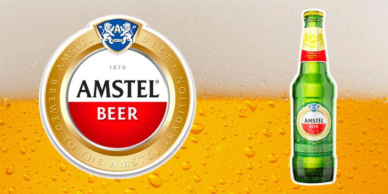 Amstel lance la bouteille retournable de 33cl