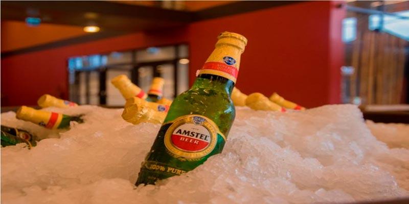 Amstel débarque en Tunisie et casse les prix !