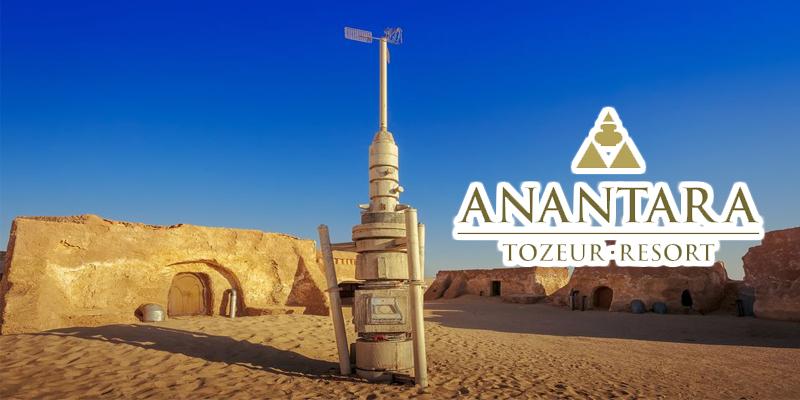Des excursions ayant pour thème Star Wars à l'Anantara Tozeur