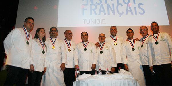 En vid os l acad mie nationale de cuisine fran aise for Academie nationale de cuisine