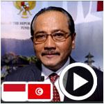 SEM. Ronny Prasetyo Yuliantoro, le diplomate indonésien sous le charme de la Tunisie
