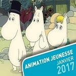 Découvrez le programme d'animation jeunesse pour le mois de janvier à la médiathèque de l'IFT