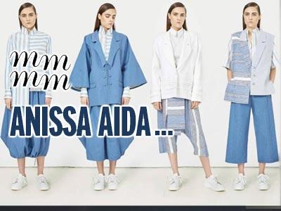Anissa Meddeb remporte le concours de la Maison Mode Méditerranée