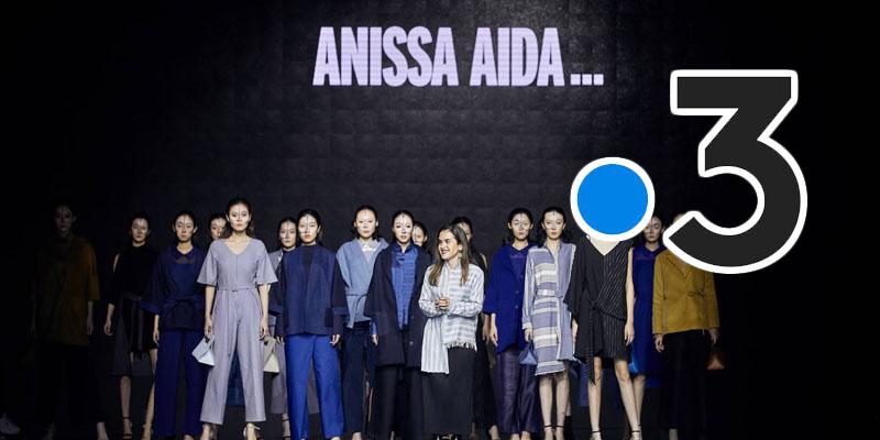 Anissa Meddeb, une designer qui fait rayonner le tissage artisanal en France