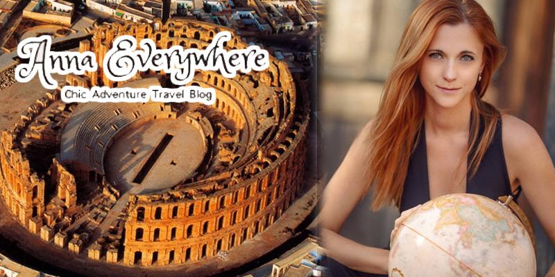 Anna Everywhere : Voyager en solo au féminin en Tunisie, c'est safe !