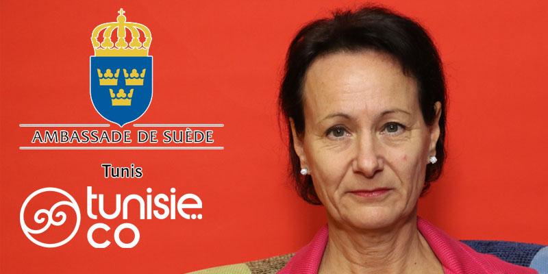 L'ambassadrice de Suède Anna Block Mazoyer: La Tunisie est une superbe destination