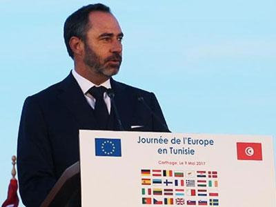 En vidéos : L'Europe célèbre sa journée aux Thermes d'Antonin de Carthage