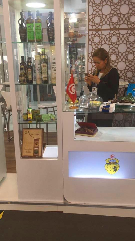 En photos : Participation de la Tunisie à la Foire internationale ''APAS'' de São Paulo au Brésil