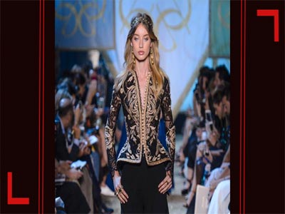 Défilé de mode Arabesque chez Inspiration Club D'Arts Plastiques à Sousse